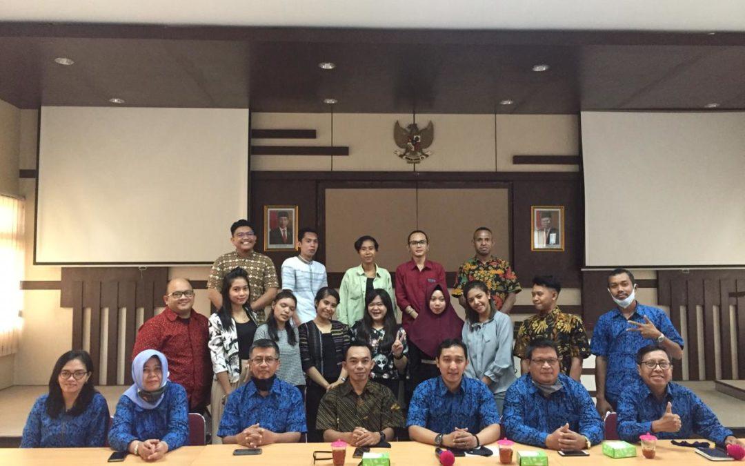 Pelepasan dan Sarasehan Wisudawan/Wisudawati Prodi Komunikasi